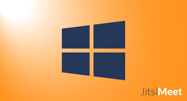 Jitsi Meet on Windows Come si usa?